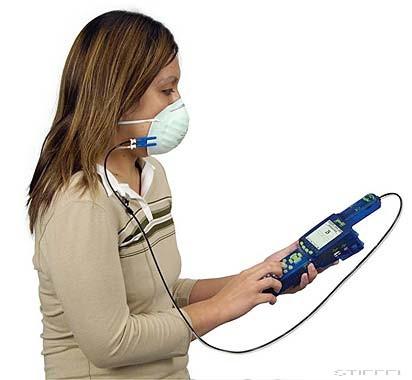 PASCO Măști de unică folosință pentru contorul de respirație, 10 buc