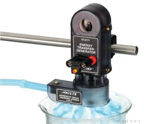PASCO transfer de energie - supliment de apă