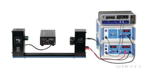 PASCO Experiment cu efect fotoelectric
