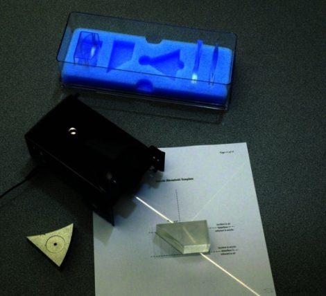 PASCO Experiment de reflecție și refracție
