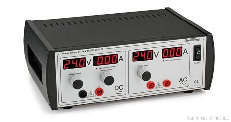 PASCO Alimentare de curent alternativ AC / DC de tensiune joasă