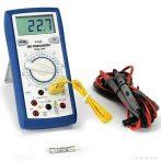 PASCO Multimetru digital de precizie, tester de componente și termometru