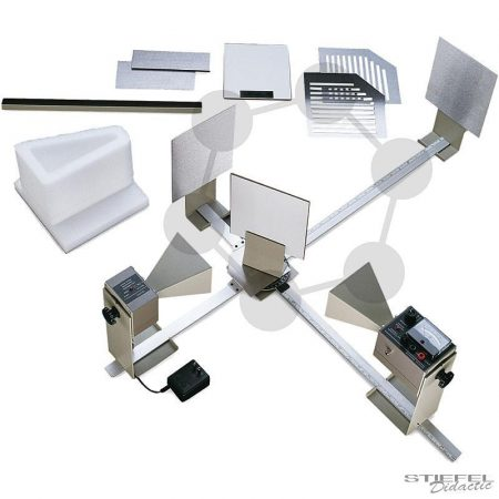 PASCO Dispozitiv cu microunde (sistem extins)
